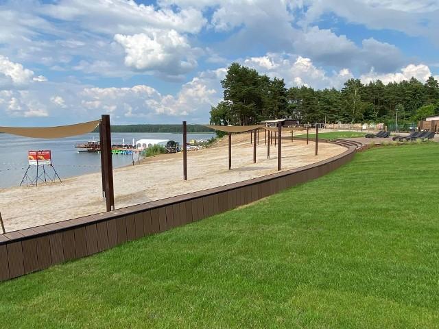 Władze Koronowa zapraszają do Pieczysk w sobotę 17 lipca. Tego dnia zaplanowano oficjalne otwarcie kąpieliska w nowej odsłonie