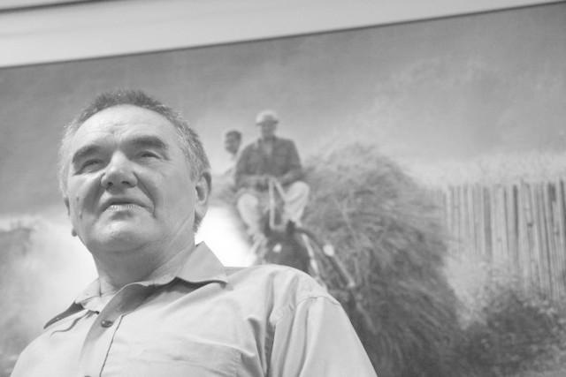 Wiktor Wołkow: Fotografia to mój nałóg – nieuleczalny. Nie przyjmuję do wiadomości nowych, cyfrowych technik. Niech koledzy na tym pracują, jeśli chcą. Ja nie.