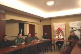 Podlaska Brygada Obrony Terytorialnej będzie współpracowała z KW Państwowej Straży Pożarnej w Białymstoku