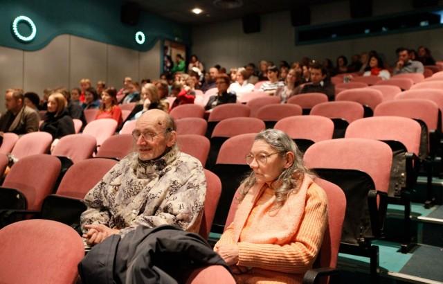 Pani Maria i jej mąż Bogdan byli stałymi bywalcami poznańskich kin.