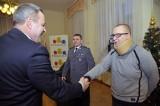 Taksówkarz z Bydgoszczy, który ścigał pijanego kierowcę, został nagrodzony