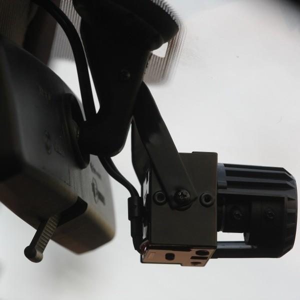 To jedna z 16 kamer jakie już zamontowali policjanci w oznakowanych pojazdach