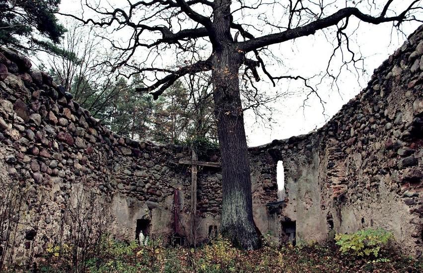 Zobaczcie opuszczone pałace, fabryki, jednostki wojskowe,...