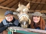 Katarzyna Dowbor i jej miłość do koni. Prezenterka napisała książkę dla dzieci o koniach [rozmowa, konkurs]