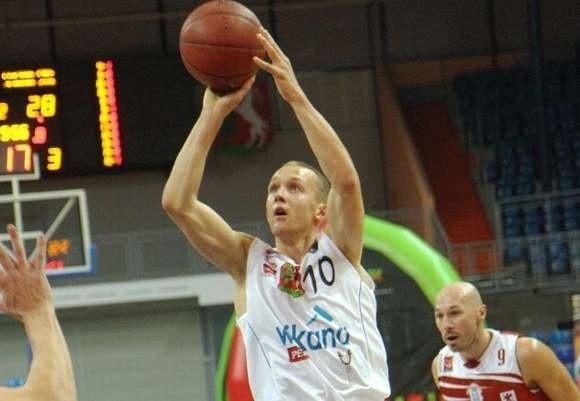 Łukasz Wilczek świetnie spisywał się w ostatnim sezonie w Lublinie.
