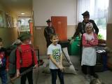Żywa lekcja historii w Szkole Podstawowej w Zakroczu