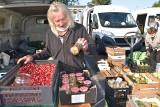 Na ryneczku Jerzego w Gorzowie kupimy podgrzybki, prawdziwki, kurki i kanie. Sprawdźcie po ile