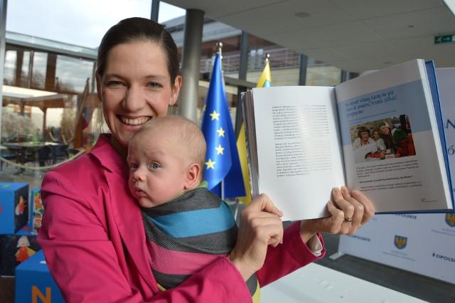 Opolska mama ma moc - podsumowanie kolejnego roku kampanii w Prószkowie.