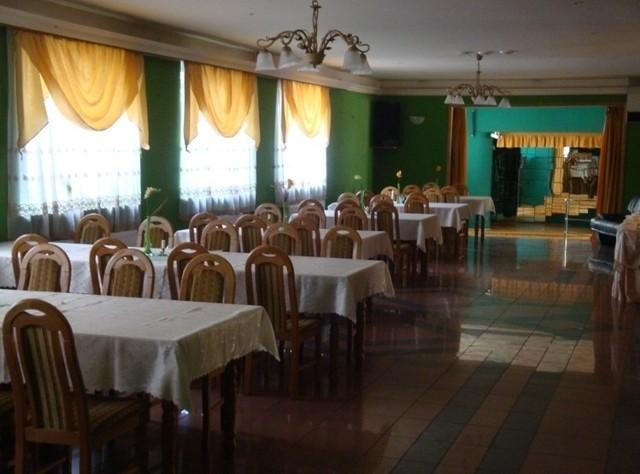 Tak wyglądała restauracja Imperium w Przasnyszu przed Kuchennymi Rewolucjami Magdy Gessler.