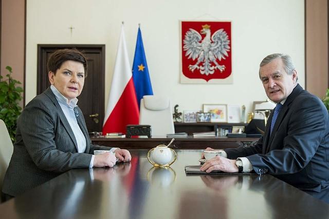 Minister kultury Piotr Gliński, który powołał Radę Państwowego Muzeum Auschwitz-Birkenau wyjaśnia, dlaczego Beata Szydło powinna zasiadać w tym gremium.