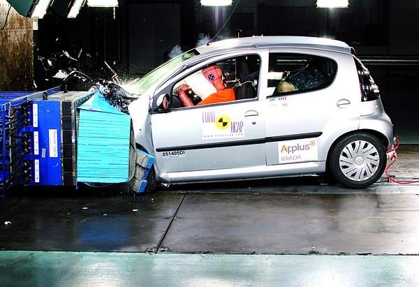 Od 12 lat organizacja EuroNCAP przeprowadza testy zderzeniowe i ocenia auta pod względem bezpieczeństwa