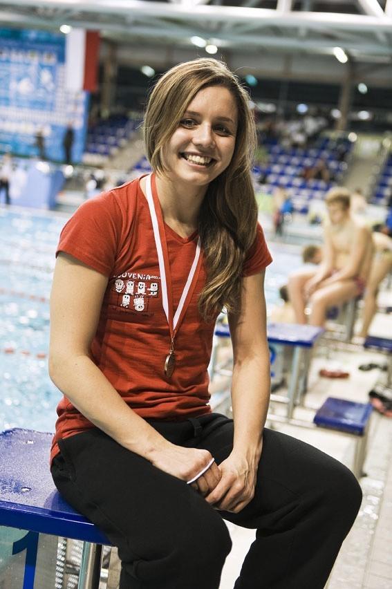 Alicja Tchórz została wicemistrzynią Europy na 100 m grzbietem. W finale zawodów w Izraelu poprawiła rekord Polski
