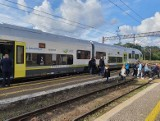 Kiedy znów z Czerwieńska do Zbąszynka pojedziemy pociągiem? Trwa modernizacja linii kolejowej. Pasażerowie pytają o koniec inwestycji