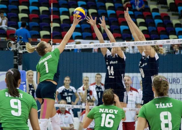 Polska wygrała z Węgierkami