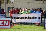 Rugbiści ekstraligowych klubów promują akcję #wspierajseniora. Ty też możesz pomóc