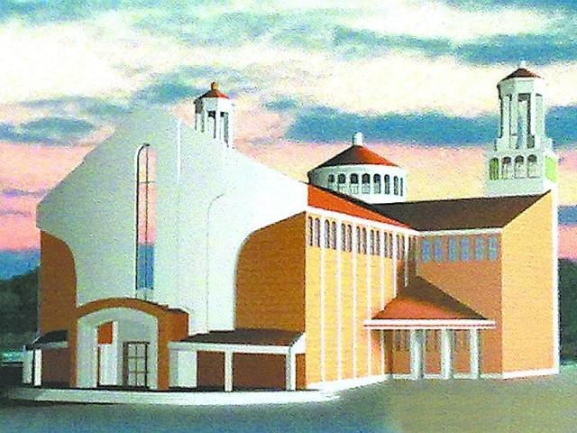 Tak będzie wyglądał kościół Przemienienia Pańskiego przy ul Klepackiej