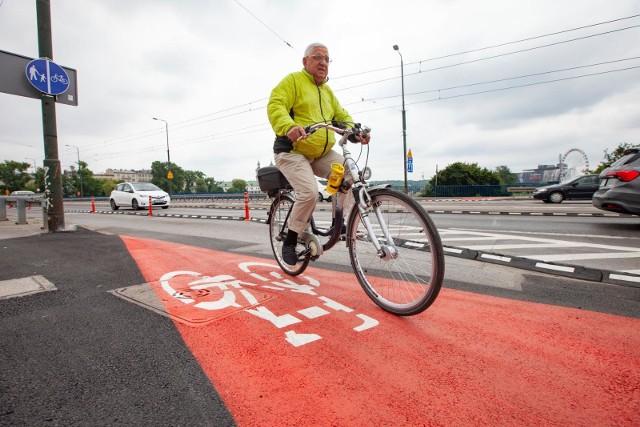 """Brytyjski dziennik """"The Guardian"""" wymienił Kraków w gronie miast sprzyjających rowerzystom."""