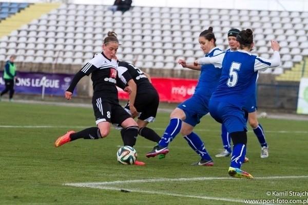 Ewelina Kamczyk zdobyła dwa gole dla Medyka