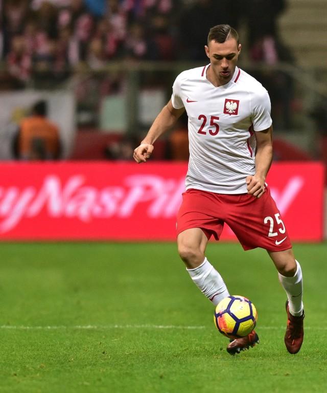 Jarosław Jach ma na koncie dwa występy w pierwszej reprezentacji Polski. Czy następnym przystankiem w jego karierze będzie Śląsk Wrocław? Ten transfer jest możliwy