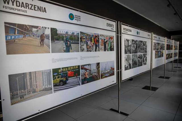 Wystawa Grand Press Photo 2020 w Białostockim Ośrodku Kultury