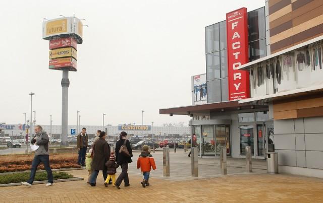 Factory zmieniło nazwę na Wrocław Fashion Outlet