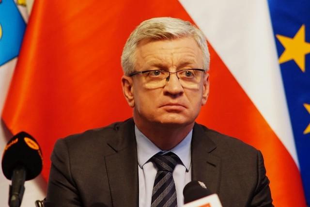 Prezydent Poznania Jacek Jaskowiak
