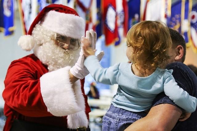Podczas imprezy będzie można spotkać Świętego Mikołaja.