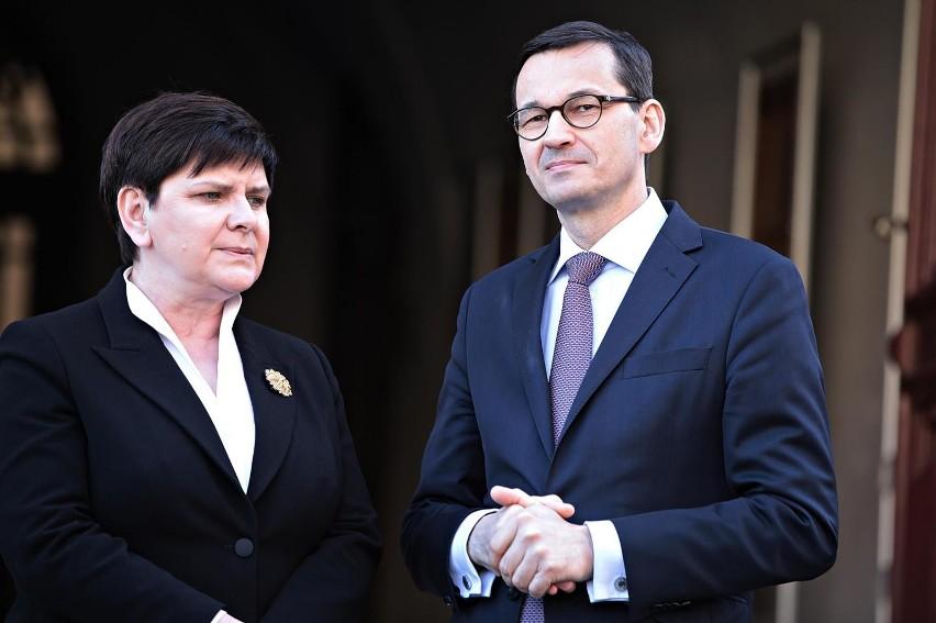 W czwartek do Lublina przyjedzie Beata Szydło, a w niedzielę do Wąwolnicy Mateusz Morawiecki