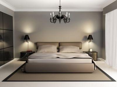 GlamourSypialnia w stylu glamour stanowi propozycję dla osób ceniących oryginalność.