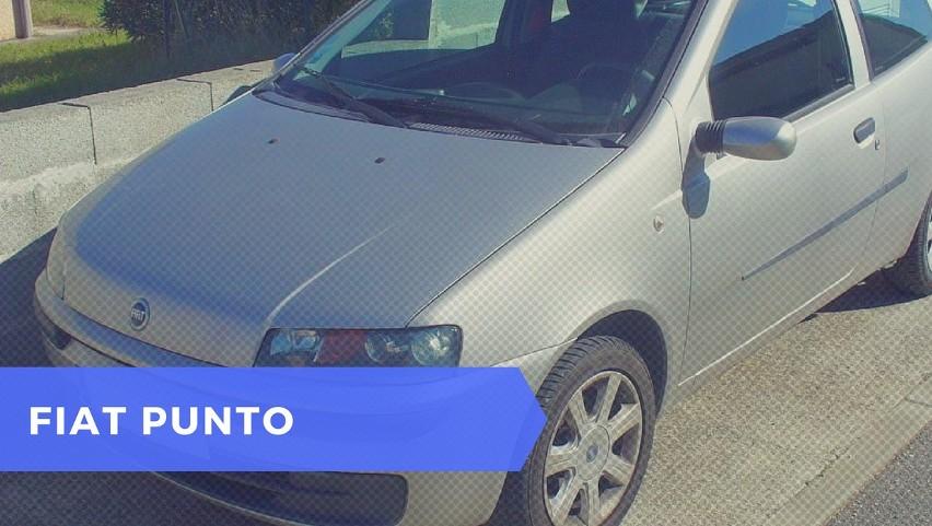 #1 Fiat Punto II (1999 – 2003)...