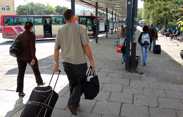 Jest szansa na to, że z tarnowskiego dworca znowu będą odjeżdżać autobusy, przez Zakliczyn i Gródek do Nowego Sącza
