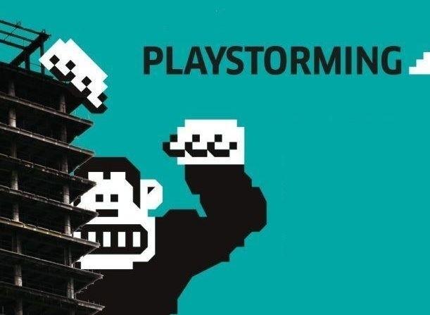 PlaystormingPlaystorming: Rozmowy o grach na czterech poziomach
