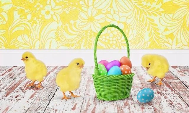 Życzenia wielkanocne 2018. [WIERSZYKI, SMS, ŚMIESZNE, KRÓTKIE, RODZINNE]. Zobacz najlepsze życzenia na Wielkanoc!Z okazji Świąt wielkanocnychnajlepsze życzenia:smacznego jajka, radosnego Allelujai wiele szczęścia na co dzieńskładają...