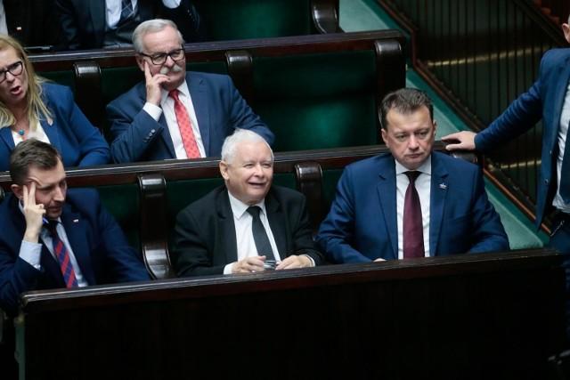 W czwartek w Sejmie z inicjatywy Jarosława Kaczyńskiego odbyło się spotkanie posłów PiS.