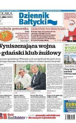 70 lat Dziennika Bałtyckiego