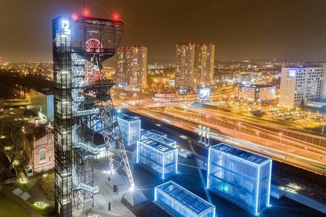 Katowice, centrum
