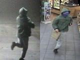 Napad na stację benzynową w Bielsku-Białej. Policja szuka sprawcy. Rozpoznajecie go? Zobaczcie zdjęcia