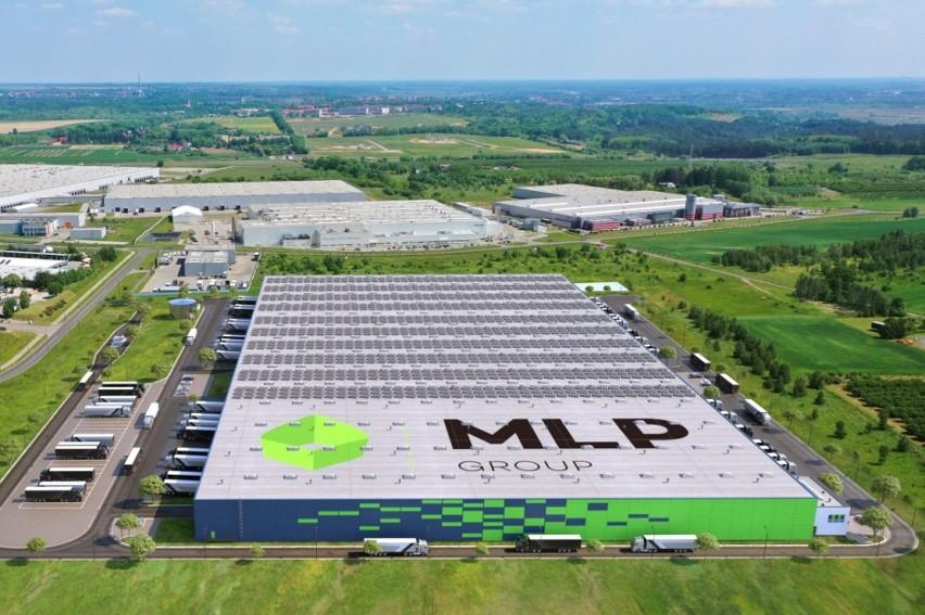 Nowoczesne centrum logistyczno-dystrybucyjne zlokalizowane...