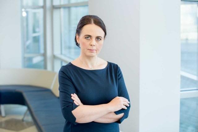 Dr Justyna Kuświk, nowa prodziekan ds. studenckich WSB w Opolu.