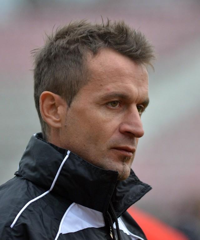 Rafał Pawlak poprowadzi Widzew także w meczu z Lechią Gdańsk