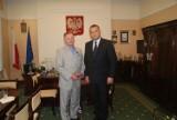 CSR. Złoty Krzyż Zasługi dla Henryka Bartlewskiego, właściciela Bartlowizny