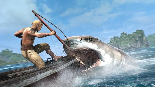 Assassin's Creed IV: Black Flag Atrakcji w grze Assassin's Creed IV: Black Flag nie powinno zabraknąć. Miejmy tylko nadzieję, że wszystkich już nie widzieliśmy...
