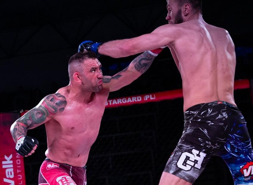 Gala VFCL MMA Championship 10 rozegrana została w hali OSiR...