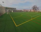 Boisko przy Nałkowskich już gotowe. Uczniowie SP 30 w Lublinie będą mieli gdzie grać w piłkę