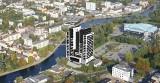 Bydgoszcz: budowa River Tower, najwyższego bloku w mieście, startuje 1 lipca