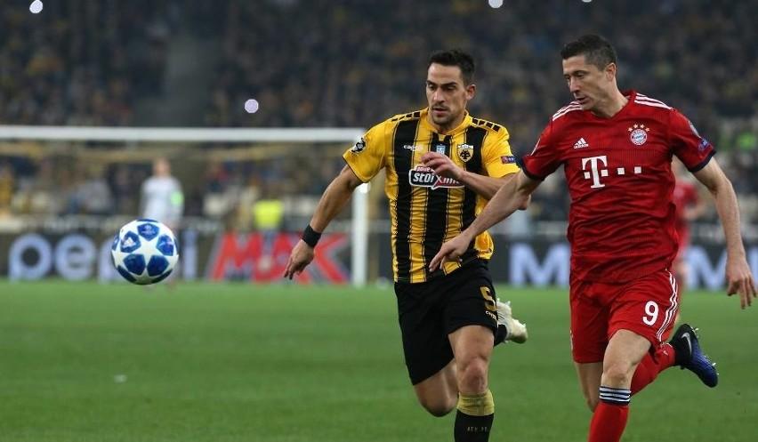 Bayern - AEK Ateny STREAM ONLINE. Gdzie oglądać na żywo mecz...