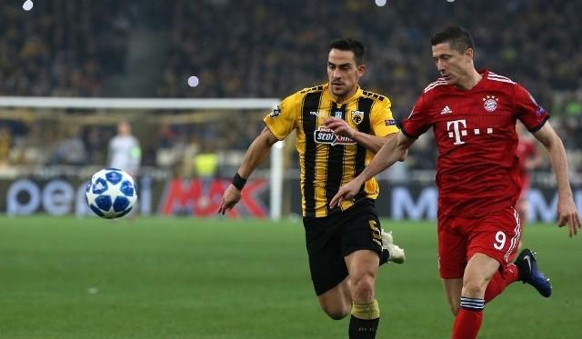 Bayern - AEK Ateny STREAM ONLINE. Gdzie oglądać na żywo mecz Bayern - AEK? [transmisja tv, live 07.11.2018]