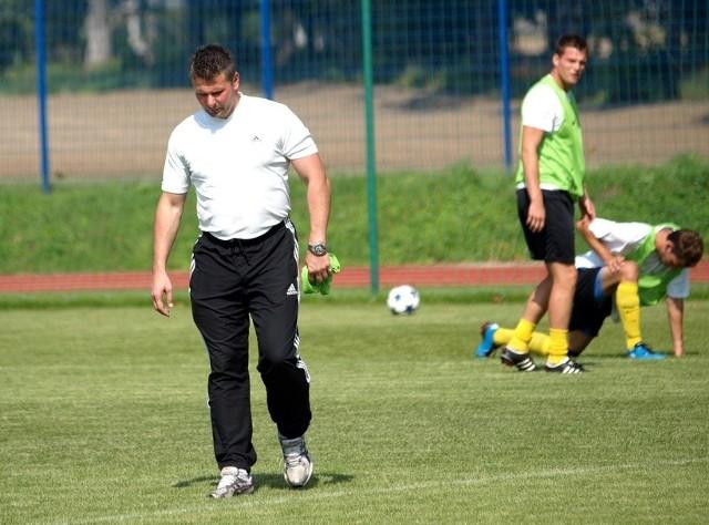 Era Mariusza Gralaka w Warlubiu dobiegła końca. Dzisiejszy trening ma poprowadzić już nowy trener