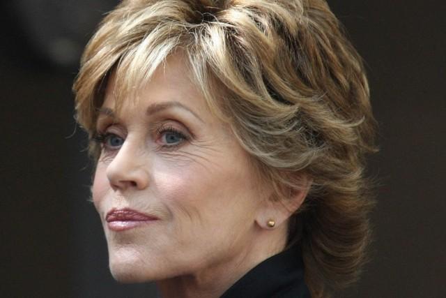 Jane Fonda, gwiazda kina i znana aktywistka