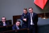 """Solidarna Polska opuści rząd? Jacek Ozdoba: """"Mamy nadzieję, że nie, ale piłka jest w grze"""""""